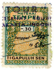 (I.B) Indonesia Revenue : General Duty 30c