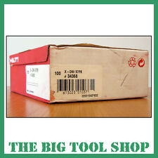 HILTI 97MM GENUINE NAILS FOR HILTI DX460 X-DNI 97 P8 34368