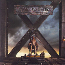 The X Factor by Iron Maiden (CD, 1998, Sanctuary NR 4500)