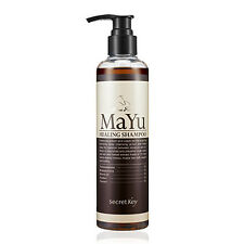[SECRET KEY] Mayu Healing Shampoo 240ml / Shampoo for oily, itchy scalp