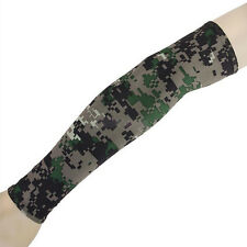 Sports wrist cuff one pair of camouflage sun shade Adorable Outdoor