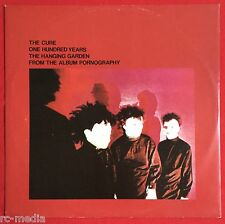 "THE CURE -The Hanging Garden/One Hundred Years- Ultra Rare UK Promo 12"" (Vinyl)"