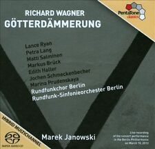 Gotterdammerung, Wagner, R., New Super Audio CD - DSD