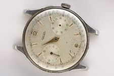 1950s Oversized 37mm JAEGER LECOULTRE chronograph spares repair project