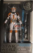 "COMMANDER CODY The Black Series #14 ROTS Hasbro STAR WARS 6"" 2015 FIGURE"