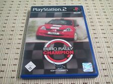 Euro Rally Champion für Playstation 2 PS2 PS 2 *OVP*