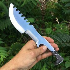 NEW!! Andy Alm Custom Knives USA Railroad Spike Tracker Knife