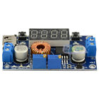 5A Adjustable Power CC/CV Step-down Charge Module LED Driver With Voltmeter Hot
