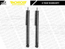 FOR MERCEDES E-CLASS W211 02-08 MONROE REAR PREMIUM GAS SHOCK ABSORBER SHOCKERS