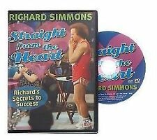 Richard Simmons: Straight from the Heart (NEW DVD), FREE Shipping