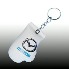 MAZDA  KEY CHAIN MINI BOXING GLOVES FOR YOUR KEYS