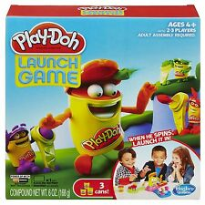 Play-Doh Launch Game , New, Free Shipping