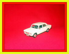 FIAT 125P ,WHITE ALTAYA 1/43 DIECAST CAR COLLECTOR'S MODEL , NEW