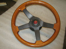 Ford Escort mk1 mk2 Sierra  Capri steering wheel wooden ??