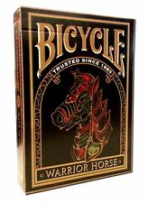 Bicycle Warrior Horse Deck Playing Cards Limited Edition Chinese New