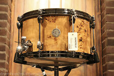 Tama Starphonic Maple 8x14 Mappa Burl Snare Drum - New!