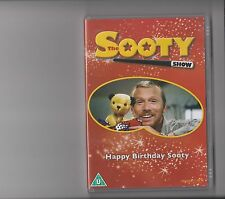THE SOOTY SHOW HAPPY BIRTHDAY SOOTY DVD RETRO KIDS 3 EPISODES