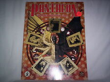 Pantheon & Other Roleplaying Games - 5 groundbreaking & gutbusting games in 1 bk