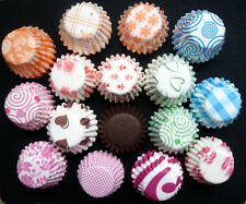 300 Colorful Mini Cupcake Liners Muffin Case Cake Paper Baking Cups Color Random