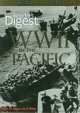 WWII in the Pacific (DVD, 2010, 6-Disc Set)  New, over 12 hours