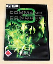 PC SPIELE COMMAND AND CONQUER 3 - TIBERIUM WARS KANE EDITION - USK 18 - UNCUT