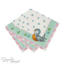 Luxury Baby Shower PAPER NAPKINS -Unisex Party- FULL BABY ON BOARD RANGE IN SHOP