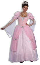 FAIRY TALE PRINCESS PINK #DISNEY CINDERELLA ADULT COMPLETE OUTFIT FANCY DRESS