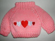 Pretty Doll Clothes Sweater #3  fits  18 inch  American Girl Dolls