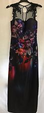 New Little Mistress Floral Maxi Party Prom Size 8
