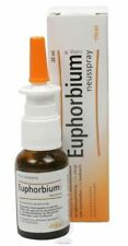 EUPHORBIUM  Heel Homeopathic Nasal Spray: Rhinitis, Sinusitis, Blocked Nose 20ml