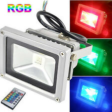 10W Waterproof Spotlight  LED Flood Light SMD Outdoor Garden Landscape Lamp