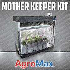 GROW TENT COMPLETE Kit w T5 4 LAMP LIGHT 2 FANS = MOTHER PLANT CLONES VEG Bundle
