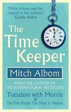 The Time Keeper by Mitch Albom (Paperback, 2013)