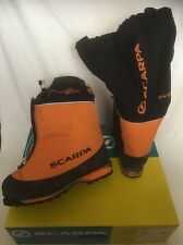 Scarpa Phantom 8000 Technical High Altitude Climbing Boot EU - 47 BNIB