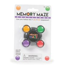Pocket Light Sequence Memory Maze Game Fun Stocking Filler Secret Santa