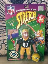 Hasbro NFL STRETCH ARMSTRONG Green Bay Packers- PayPal Only !!!!