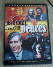 THE FOUR DEUCES   DVD 872322000453 Jack Palance (2004)