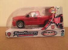 Alternadores-Transformers Optimus Prime Dodge Ram SRT-10 1:24 Escala Y en Caja Sellada