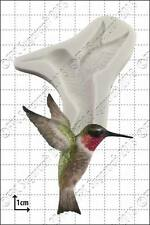 Silicone mould Humming Bird | Food Use FPC Sugarcraft FREE UK shipping!