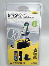 SCOSCHE MAGIC MOUNT Car Cell Phone Tablet Gps Cradle Mobile Device Holder Magnet