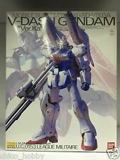 Bandai 0164270 MG 1/100 V-Dash Gundam Version Ka Mobile Suit LM312V04 + SD-VB03A