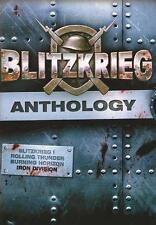 BLITZKRIEG 1 Anthology Vollversion + 3 Erweiterungen Sehr Guter Zustand