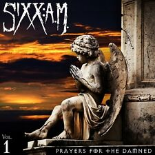 SIXX: AM : PRAYERS FOR THE DAMNED   (CD) Sealed