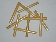 20 Pieces Gouged Oboe Cane - For Oboe Reed Makers.