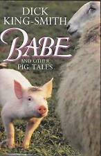 BABE AND OTHER PIG TALES DICK KING-SMITH BOOK OF FILM ANIMAL STORY FARMING SHEEP