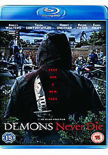Demons Never Die  (New)(UK Blu Ray) Free Postage