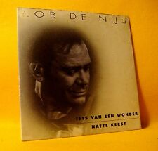 Cardsleeve Single CD Rob de Nijs Iets Van Een Wonder 2TR 1994 Dutch Pop Chanson