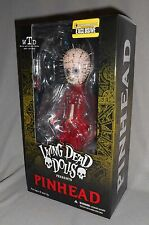 LDD living dead doll PRESENTS * PINHEAD * RED BLOODY VARIANT * sealed box