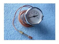 Fernthermometer 4m lang Temperaturanzeige für Pufferspeicher Kessel oder  Solar