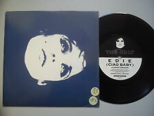 THE CULT – 'EDIE (CIAO BABY)' RADIO/ALBUM EDIT – 7'' PROMOTIONAL VINYL SINGLE